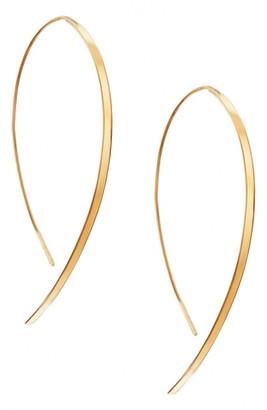 Lana Small Vanity Hooked-On Hoop Earrings