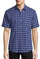Zachary Prell Medina Plaid Shirt