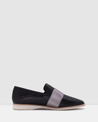 Roolee Madison Albert Strap Punch Shoes
