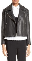 Yigal Azrouel Women's Studded Leather Jacket