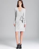 Diane von Furstenberg Sweater Dress - Linda Wrap