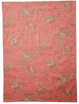 Maison Du Linge Old Rose Tea Towel - Red