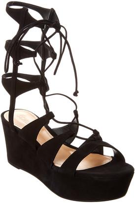 Schutz Lima Suede Sandal