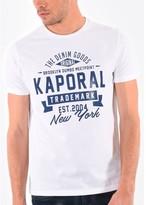 Kaporal 5 Short-Sleeved Crew Neck T-Shirt