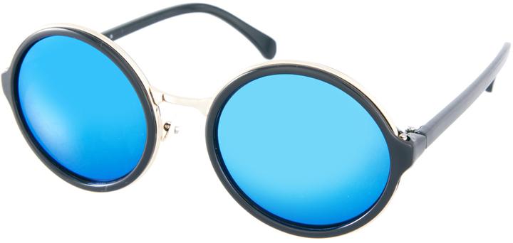 A. J. Morgan AJ Morgan Occasion Round Sunglasses - Multi