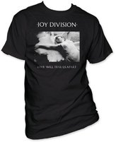 Impact Men's Joy Division Love Will Tear Us Apart T-Shirt