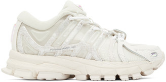 Li-Ning White Furious Rider Ace 1.5 Sneakers