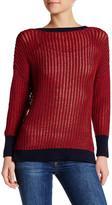 Derek Lam 10 Crosby Open Back Sweater