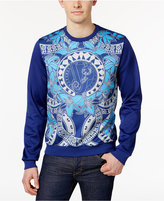 Versace Men's Graphic Design Sweatshirt