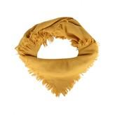 Gucci GUCCIYellow Wool & Silk GG Jacquard Scarf