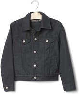 Gap 1969 Black Fill Denim Jacket