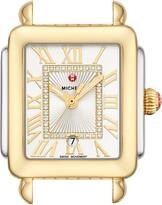 Michele Deco Madison Mid Diamond Dial Watch Head, 29mm x 31mm