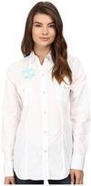 Roper 0736 Solid Poplin Fancy Shirt