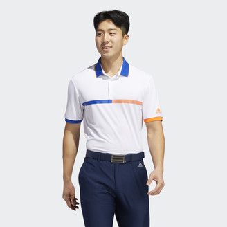 adidas Ultimate365 3-Stripes Polo Shirt