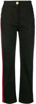 Balmain Side Stripe Trousers
