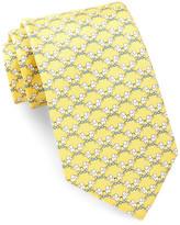 Tailorbyrd Silk Elephant Tie