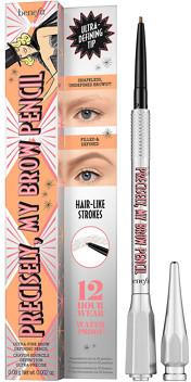 Benefit Cosmetics Precisely My Brow Pencil Ultra Fine Shape & Define 0.08g 04 Medium (Medium/Dark Brown & Auburn Hair)