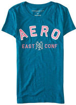 Aeropostale Womens Aero East Graphic T Shirt