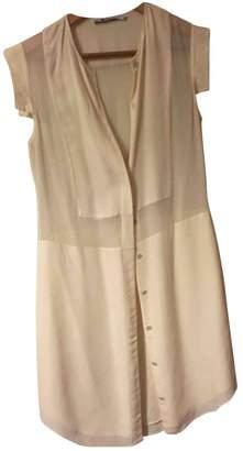 Alexander Wang White Silk Dresses