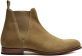 Grenson Nolan suede chelsea boots