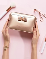Ted Baker Bow Triangle Makeup Bag