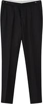 Jigsaw Bloomsbury Evening Slim Fit Suit Trousers, Black