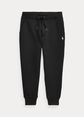 Ralph Lauren Double-Knit Jogger Pant