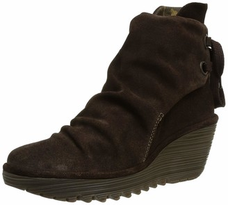 Fly London Yama Oil Suede Women's Boots