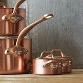 Mauviel M'brushed Copper Mini Cocottes, Set of 2