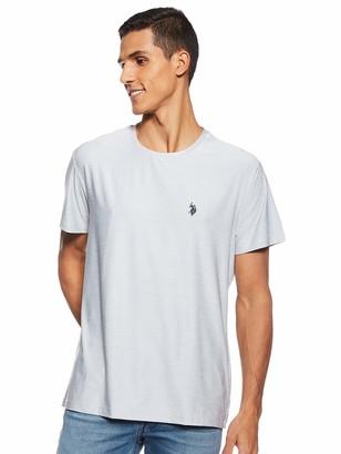 U.S. Polo Assn. Men's Short Sleeve Crew Neck Solid T-Shirt