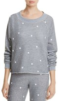 Wildfox Couture Football Star Sweatshirt