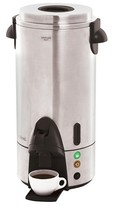 West Bend 100 Cup Coffee Urn - Stainless Steel