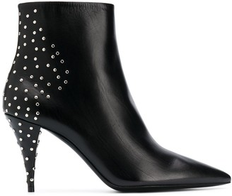 Saint Laurent Kiki ankle boots