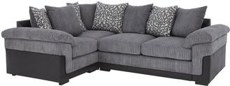 Phoenix Left Hand Double Arm Corner Group Sofa