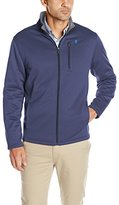 Izod Men's Spectator Solid Fleece Jacket