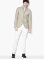 John Varvatos Military Soft Jacket