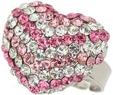 Mikey HEART CRYSTAL RING
