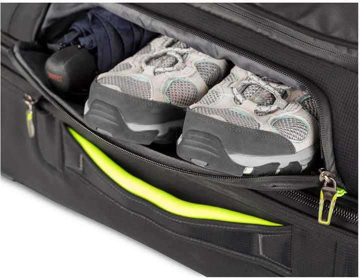 """High Sierra AT8 26"""" Wheeled Duffel Backpack"""