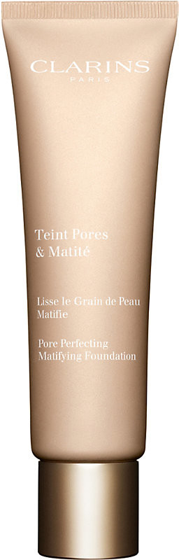 Clarins 5 Pore Perfecting Matifying Foundation