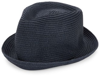 Block Headwear Rocky Braided Fedora