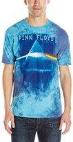 Liquid Blue Men's Prism paint T-shirt, Tie Dye