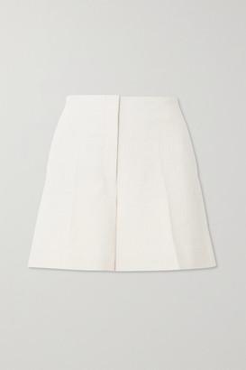 Joseph Tallin Cotton-canvas Shorts - Ecru