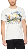 Desigual Men's TS_RUBÉN T-Shirt,X-Large