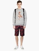 Marc Jacobs Flamingo Print Shorts