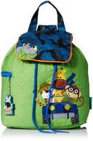 Stephen Joseph Boys' Quilted Backpack