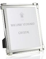 William Yeoward Crystal Classic Clear Glass Frame, 8 x 10