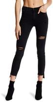 Black Orchid Miranda Distressed High Rise Skinny Jeans