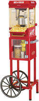 Nostalgia Electrics Nostalgia ElectricsTM Vintage CollectionTM Old-Fashioned Kettle Popcorn Cart