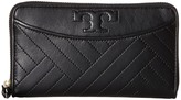 Tory Burch Alexa Zip Continental Wallet Wallet Handbags
