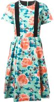 Marc by Marc Jacobs Jerrie Rose braces dress